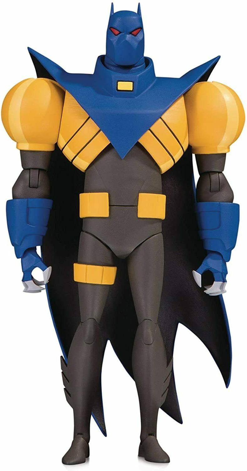 batman the adventures continue azrael action figure