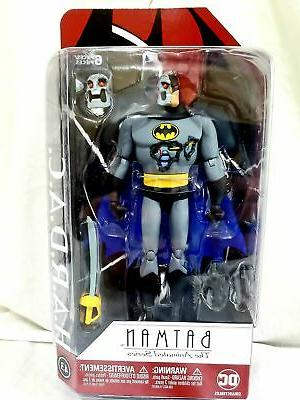 DC Batman The Animated Action Figure