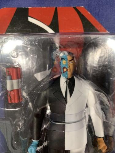 Batman The Animated Series Two-Face Action MIB