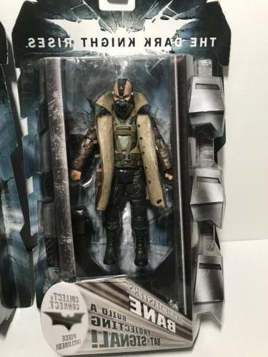 Mattel Batman Knight Bane Action