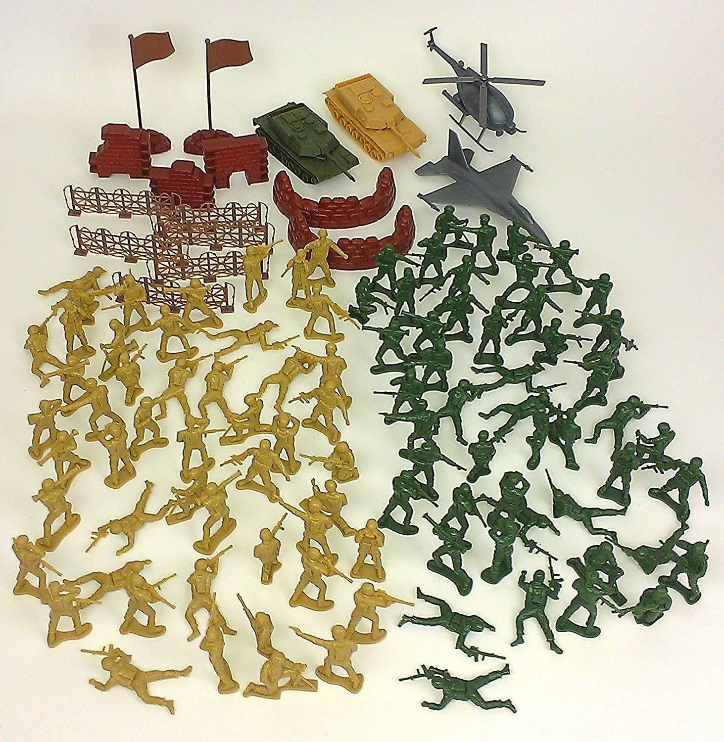 Elite Force Battle Army Piece Military