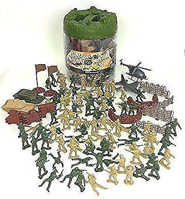 battle group army men play bucket 100