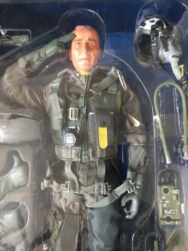 "Elite Force ""George W. Bush"" President & Naval 1/6"