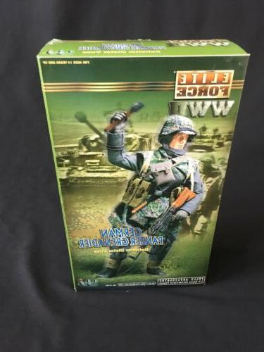 "Elite Force BBI German Panzer Voss"" 1/6"