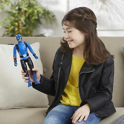 Power Rangers Beast Blue Figure