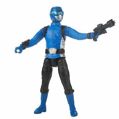 Power Blue Ranger Figure
