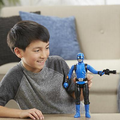 Power Rangers Beast Morphers Blue 12-inch