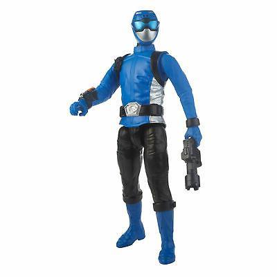 Power Rangers Beast Morphers Blue Ranger Action Figure