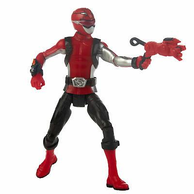 Power Red Ranger Figure Toy