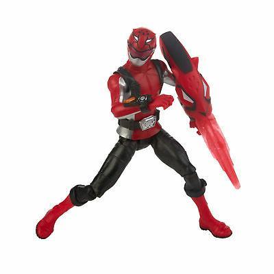 Power Rangers Morphers Red Ranger 6-inch Figure Toy