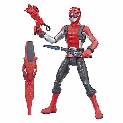 beast morphers red ranger 6 inch action