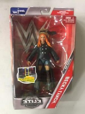 Becky Lynch Elite Series 49  WWE Mattel Brand New Action Fig