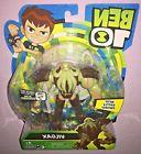 BEN 10 VILGAX with BATTLE SWORD 5 INCH ACTION FIGURE  **NEW*