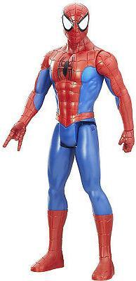 Big Spider-Man Titan Series Action Marvel For