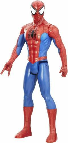 Big Spider-Man Titan Hero Series Action Figure Toy Marvel La