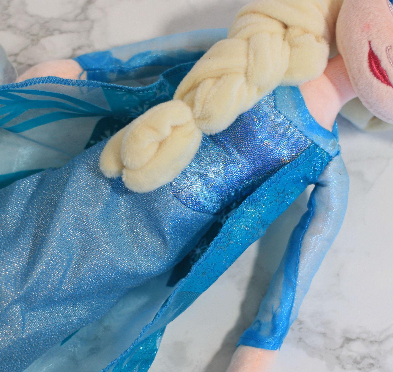 Birthday Frozen Disney Princess Plush