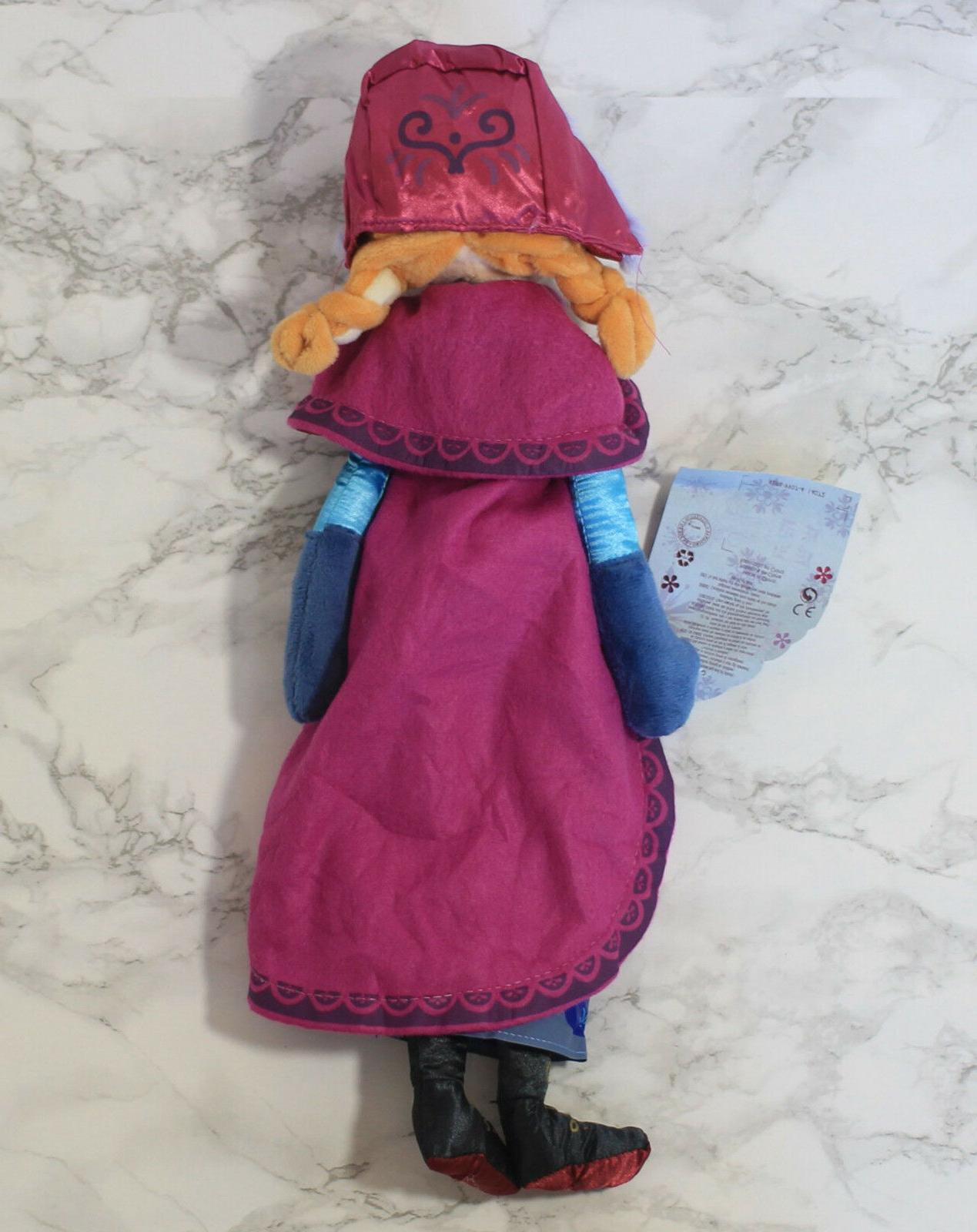 Birthday Frozen Disney Toy Plush