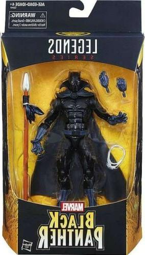 black panther avengers infinity war marvel legends