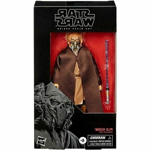 Star Wars Series Plo Koon Wars Figure