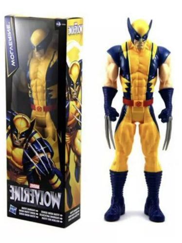 Boys X-Men Wolverine Marvel Titan Action Figure Avenger