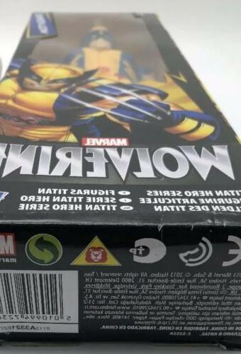 Boys Gift Marvel Titan Action Figure Avenger Toy