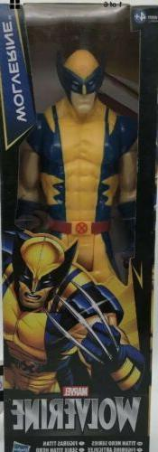 Boys Gift X-Men Wolverine Marvel Titan Hero Series Action Fi