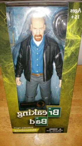 BREAKING BAD TOYZ SDCC 2015 WHITE ACTION FIGURE