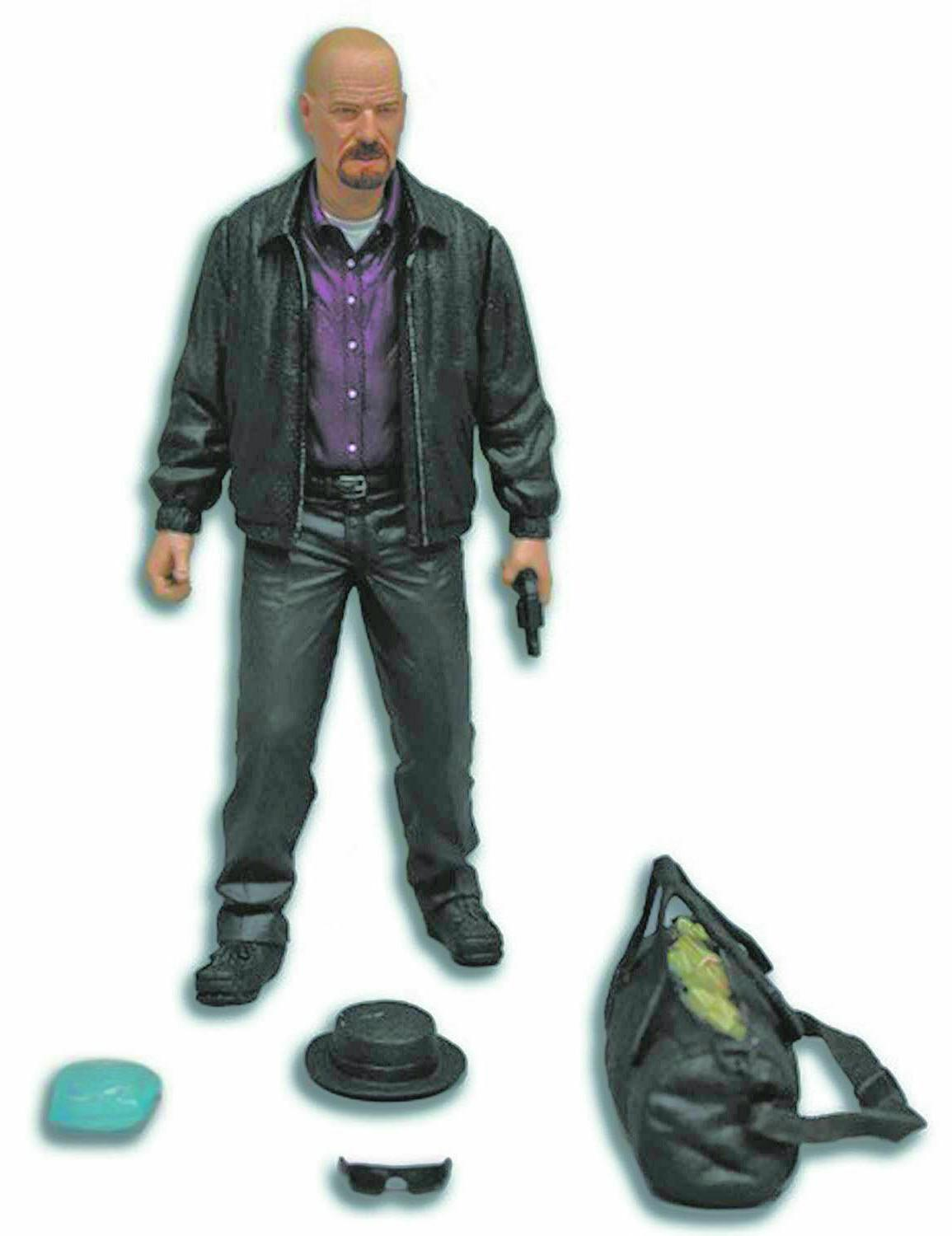 Mezco Breaking Bad Walter Sealed