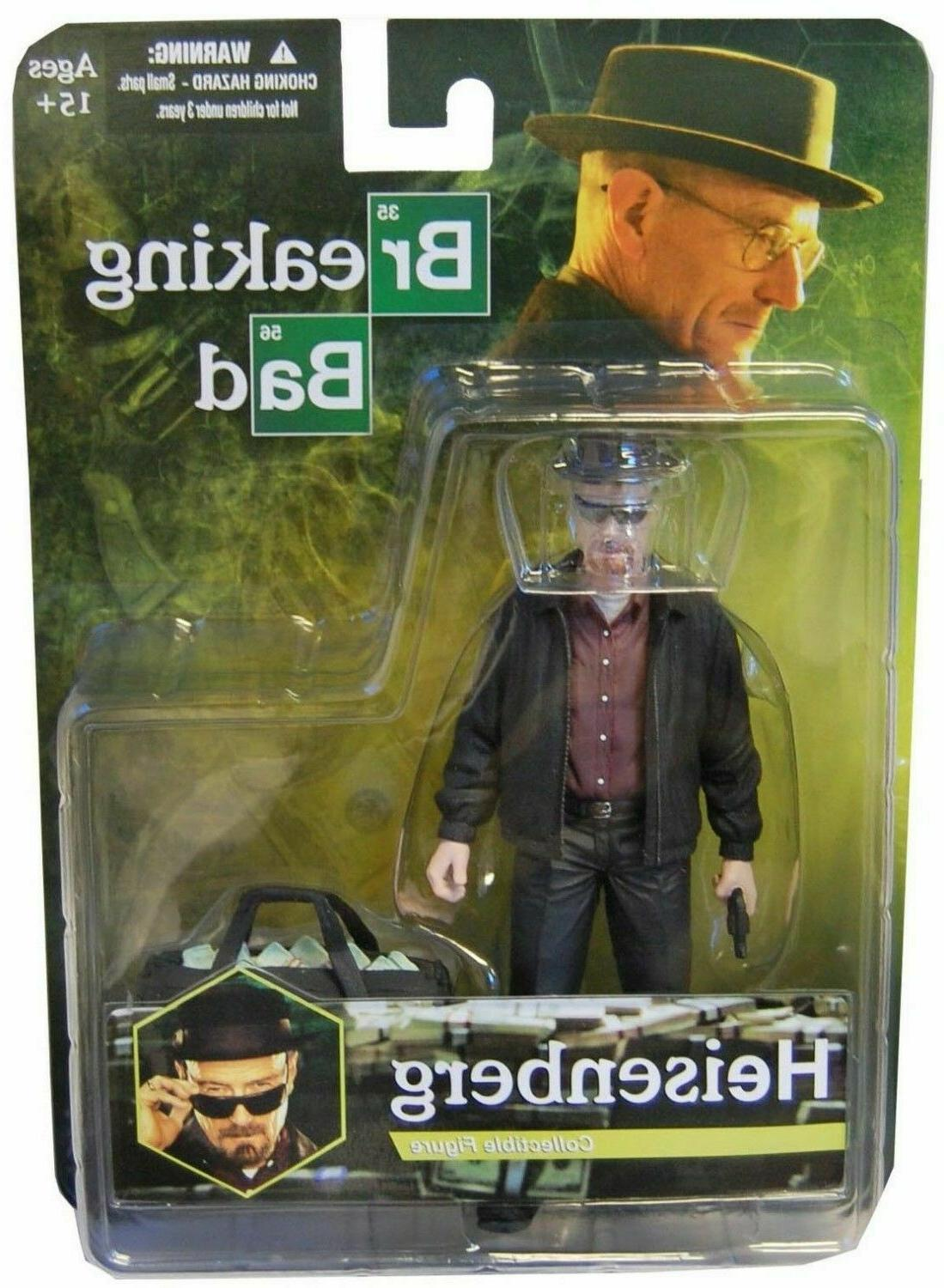 "Mezco Breaking Bad Walter White Heisenberg 6"" Action *New Sealed"