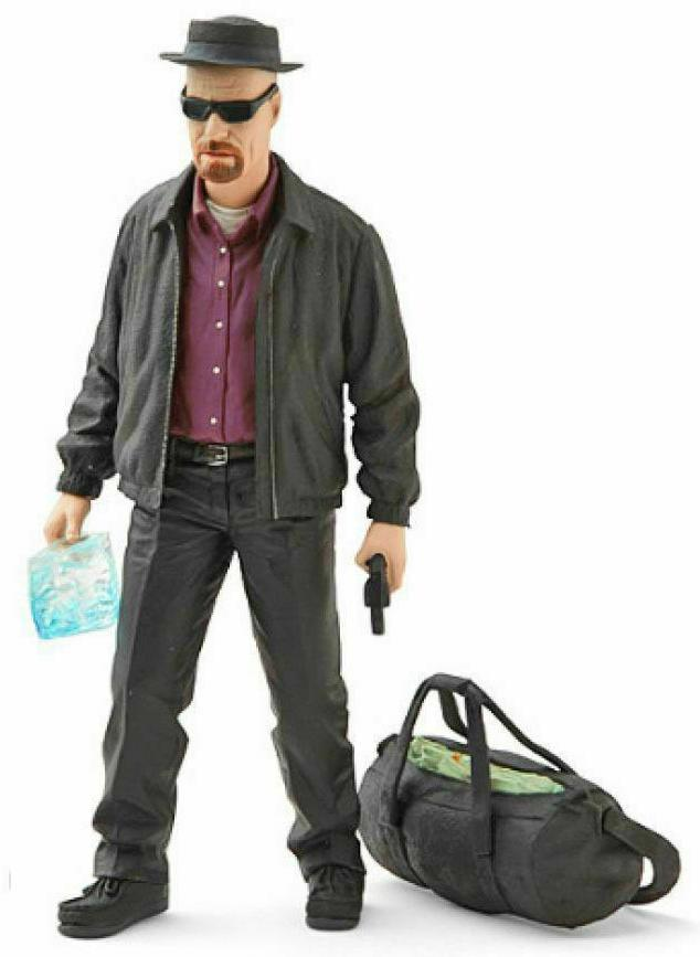 breaking bad walter white as heisenberg 6