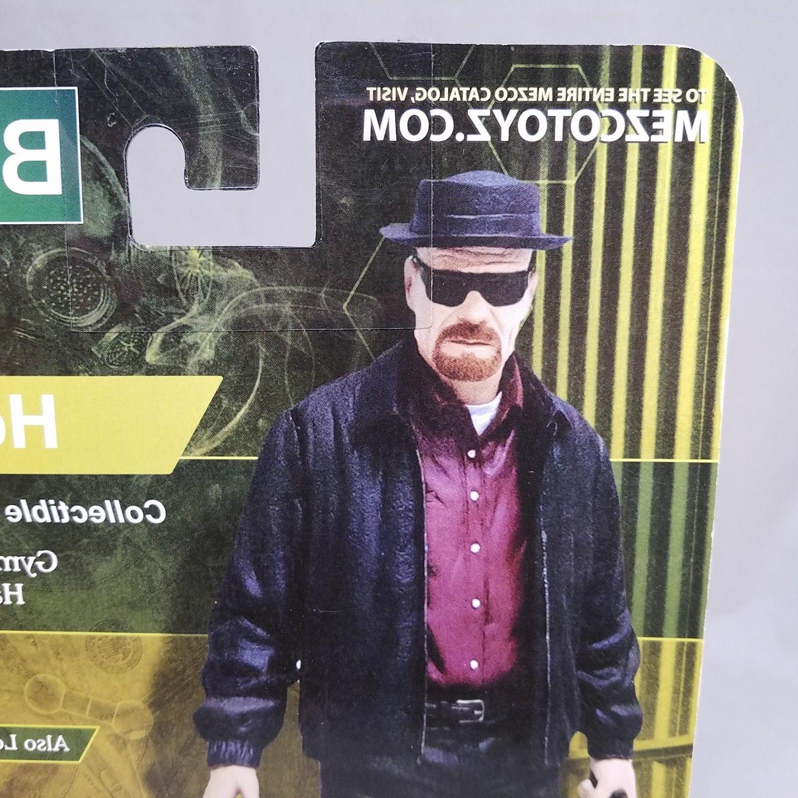 """Breaking Bad Heisenberg MOC Action Figure 6"""""""