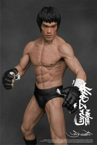 Bruce Lee Action Figure Collector Model PVC Decoration Gift
