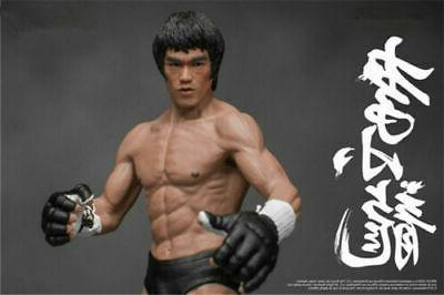 Bruce Collector Model PVC Statue Gift