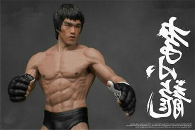 Bruce Action PVC Statue Gift