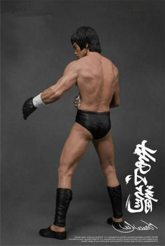 Bruce Collector Model Kung Fu PVC Decoration Gift