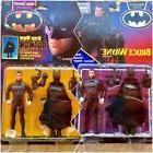 Bruce Wayne Batman Returns and Batman the Dark Knight Collec