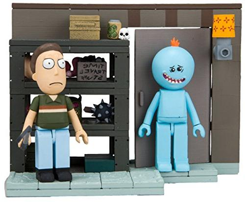 McFarlane Toys Building Small Sets - Rick and Morty - SMITH