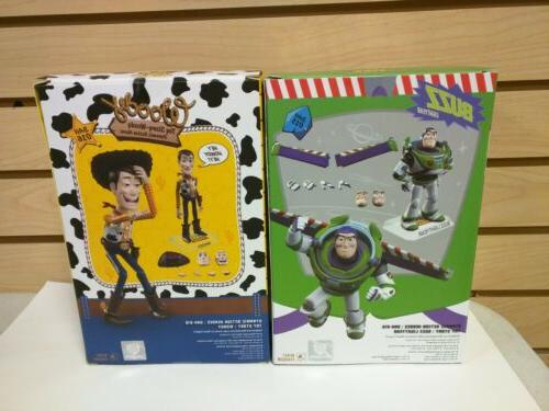 Buzz & Woody 8ction Heroes Action Lot DAH-015 & Toy Story