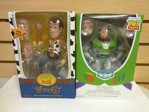 buzz and woody dynamic 8ction heroes action