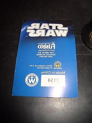 C-3PO Star Tall Head New In Package