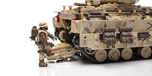 Mega Bloks Duty Desert Collector Construction Set