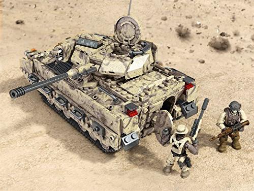 Mega Bloks Call of Duty Desert Construction Set
