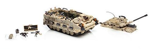 Mega Duty Tank Collector Construction