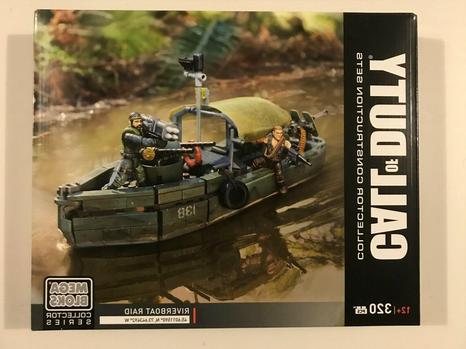 call of duty riverboat raid collector series