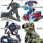 Car model Transformers Robots Action Figures plastic Optimus