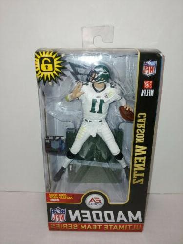 Carson Wentz Philadelphia Eagles McFarlane Toys NFL Madden N