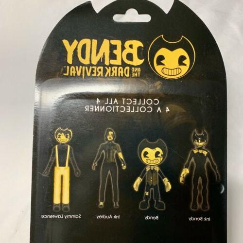 Cartoon Bendy & Ink Machine Dark Series PhatMojo