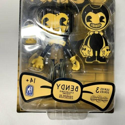 Cartoon Bendy & The Ink Machine Dark Series 3 PhatMojo