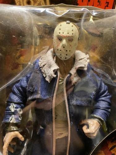 "Mezco Fear 12"" Deluxe Jason Voorhees Friday 2009"