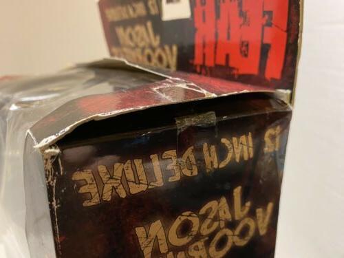 """Mezco Of 12"""" Deluxe Jason Friday 2009"""